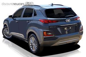 2019 Hyundai Kona Elite Auto 2WD MY20