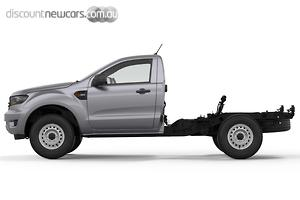 2021 Ford Ranger XL PX MkIII Manual 4x4 MY21.25