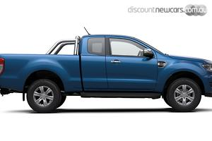 2019 Ford Ranger XLT Hi-Rider PX MkIII Auto 4x2 MY20.25 Double Cab