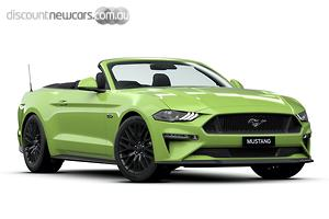 2020 Ford Mustang GT FN Auto RWD MY20