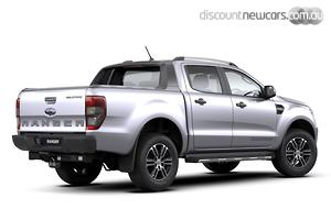 2020 Ford Ranger Wildtrak PX MkIII Auto 4x4 MY20.25 Double Cab