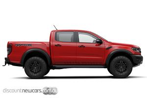 2019 Ford Ranger Raptor PX MkIII Auto 4x4 MY20.25 Double Cab