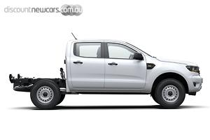 2019 Ford Ranger XL Hi-Rider PX MkIII Auto 4x2 MY20.25 Super Cab