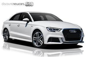 2020 Audi A3 40 TFSI S line plus Auto MY20