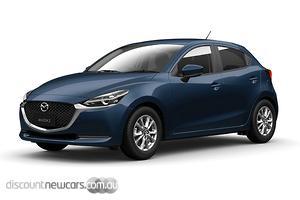2019 Mazda 2 G15 Pure DJ Series Auto
