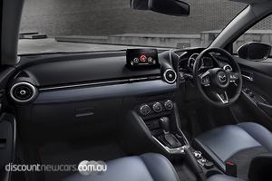 2019 Mazda 2 G15 GT DJ Series Auto