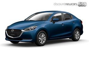 2019 Mazda 2 G15 Pure DL Series Auto