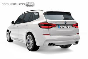 2020 Alpina XD3 Auto 4x4