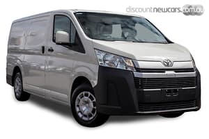 2020 Toyota Hiace LWB Manual