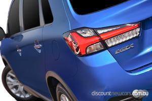 2020 Mitsubishi ASX ES XD Manual 2WD MY20