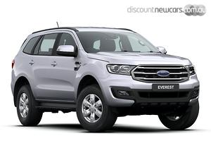 2021 Ford Everest Ambiente UA II Auto RWD MY21.25