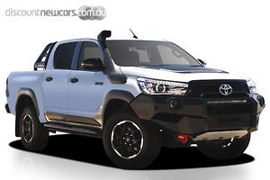 2020 Toyota Hilux Rugged X Auto 4x4 Double Cab