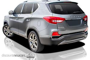 2019 SsangYong Rexton Ultimate Auto 4x4