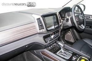 2019 SsangYong Rexton ELX Auto 4x4