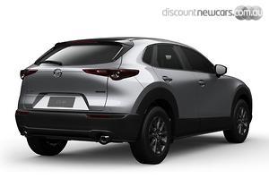 2019 Mazda CX-30 G20 Pure DM Series Auto