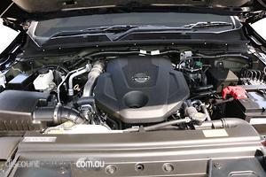 2020 Nissan Navara N-TREK Warrior D23 Series 4 Auto 4x4 Dual Cab