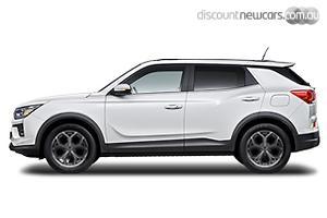 2019 SsangYong Korando ELX Auto 2WD MY20