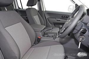 2021 Volkswagen Amarok TDI500 Core 2H Manual 4MOT MY21 Dual Cab