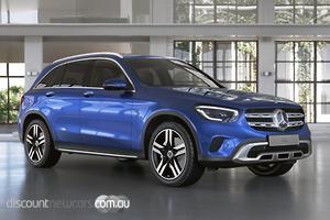 2020 Mercedes-Benz GLC-Class GLC300 e Auto 4MATIC
