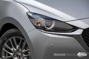 2020 Mazda 2 G15 GT DJ Series Auto