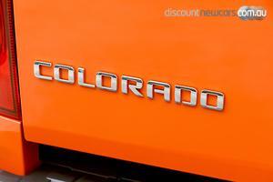 2020 Holden Colorado Z71 RG Manual 4x4 MY20