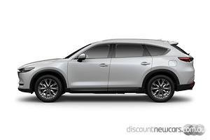 2020 Mazda CX-8 GT KG Series Auto i-ACTIV AWD
