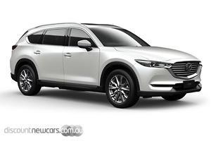 2020 Mazda CX-8 Asaki KG Series Auto i-ACTIV AWD