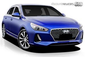 2020 Hyundai i30 Elite Auto MY20