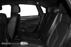2020 Porsche Macan 95B Auto AWD MY21