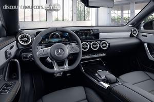 2020 Mercedes-Benz CLA-Class CLA45 AMG S Auto 4MATIC+