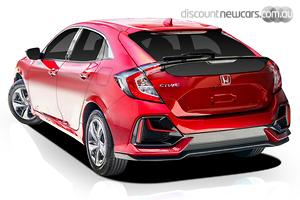 2020 Honda Civic VTi Auto MY20