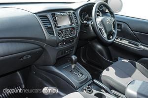2020 Mitsubishi Triton GLX MR Auto 4x4 MY20 Double Cab