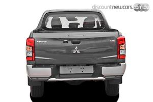 2020 Mitsubishi Triton GLX+ MR Manual 4x4 MY20 Double Cab