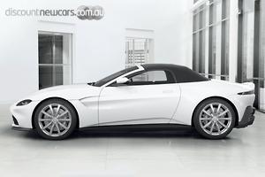 2021 Aston Martin Vantage Auto MY21