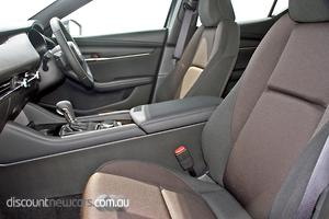2020 Mazda 3 G25 Evolve BP Series Auto