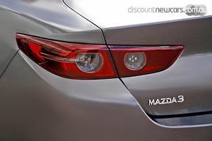 2020 Mazda 3 G20 Touring BP Series Auto