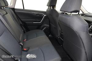 2020 Toyota RAV4 GX Manual 2WD