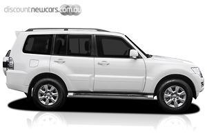 2020 Mitsubishi Pajero GLX NX Auto 4x4 MY20