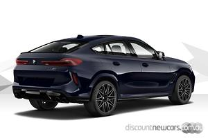 2021 BMW X6 M Competition F96 Auto M xDrive