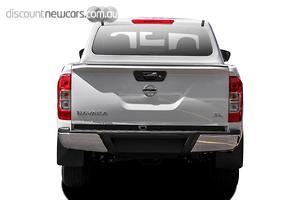 2020 Nissan Navara SL D23 Series 4 Auto 4x4 Dual Cab