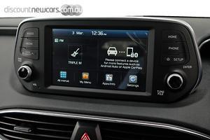 2020 Hyundai Santa Fe Active Auto MY20