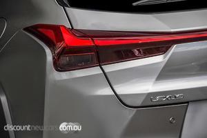 2020 Lexus UX UX250h Sport Luxury Auto 2WD