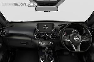 2020 Nissan JUKE ST-L F16 Auto 2WD