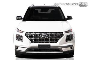 2020 Hyundai Venue Elite Auto MY20