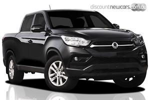 2020 SsangYong Musso ELX Auto 4x4 MY20