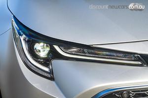 2021 Toyota Corolla ZR Auto