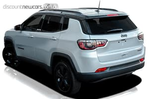 2020 Jeep Compass Night Eagle Auto FWD MY20