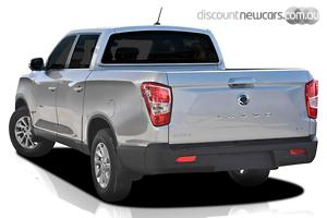 2020 SsangYong Musso ELX XLV Manual 4x4 MY20