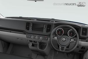 2020 Volkswagen Crafter 35 TDI340 Runner SY1 LWB Manual FWD MY20