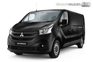 2020 Mitsubishi Express GLX SN LWB Auto MY21